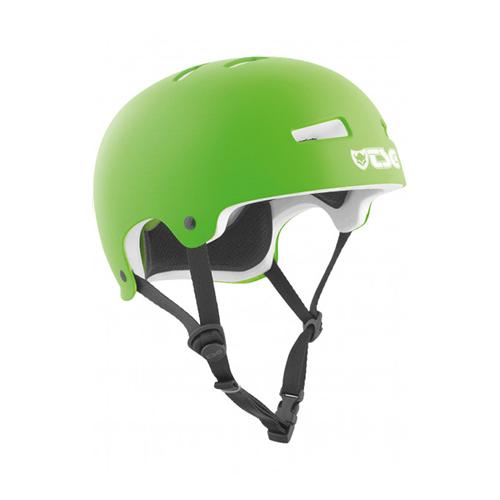 Tsg Helm Evolution Solid Colors Satin Lime Green
